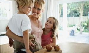 Cinta Ibu Tingkatkan Kualitas Otak Anak