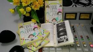 "K-Wave Radio Show Giveaway ""OPPA OPPA"""