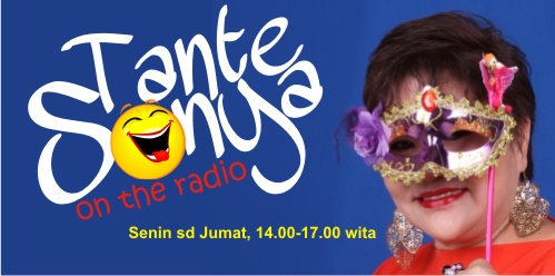 Tante Sonya On The Radio