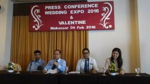 Clarion Gelar Wedding Expo Jelang Valentine's Day
