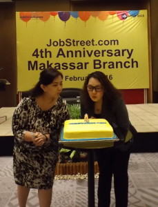JobStreet.com Sudah 4 Tahun di Makassar
