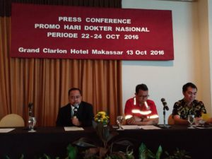Ada Medical Package di Grand Clarion Hotel Makassar