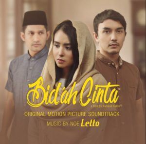 Noe Letto Rilis OST Bid'ah Cinta