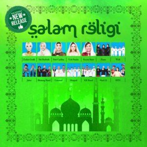 "NAGASWARA Rilis Album Kompilasi ""Salam Religi"""