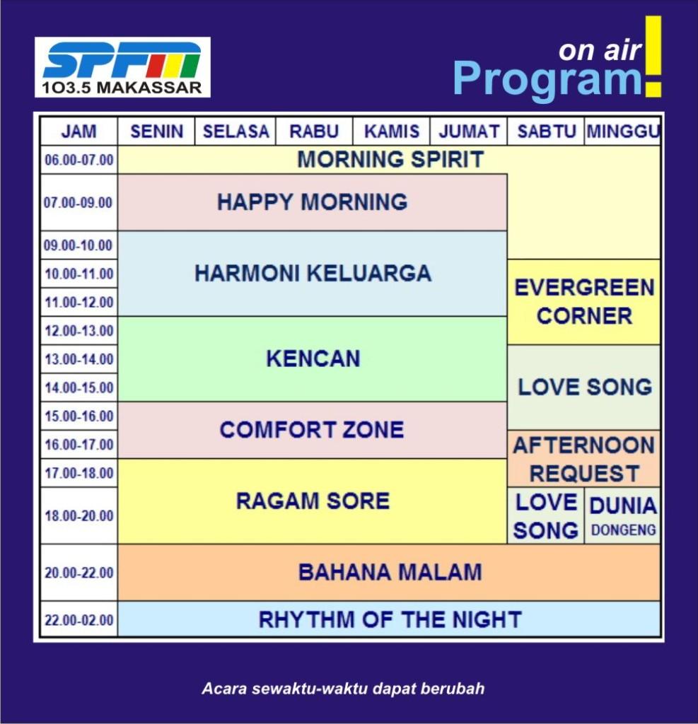 SPFM2016-program